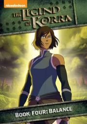 Legend of korra-book four-balance (dvd) (2discs) D59167388D