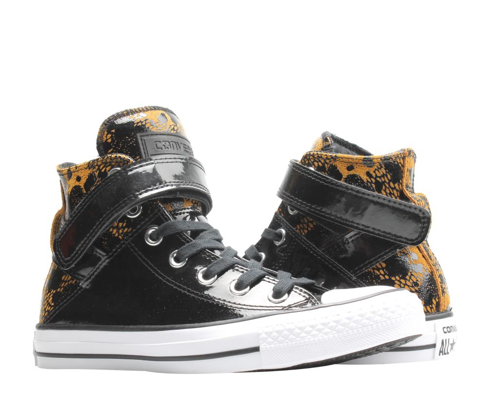 Converse Chuck Taylor All Star Brea Hi Antique Black Women's Sneakers 549579C