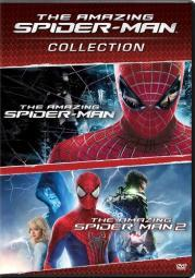 Amazing spiderman/amazing spiderman 2 (dvd) D47748D