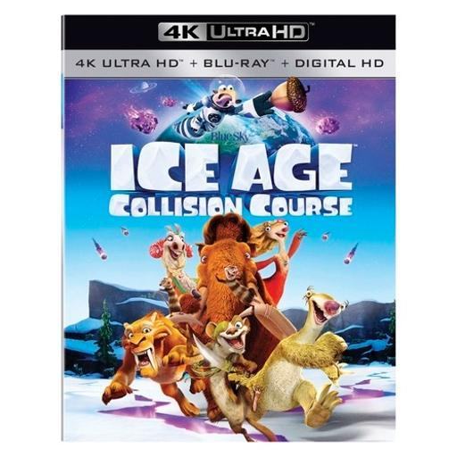 Ice age 5-collision course (blu-ray/4k-uhd/digital hd) ZPGJNZYVKJBC3DUW
