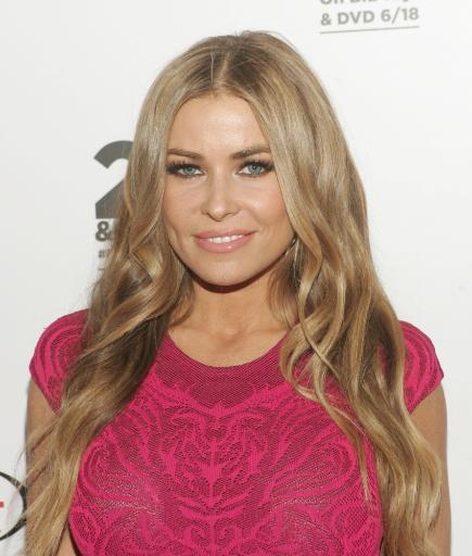 Carmen Electra At Arrivals For Carmen Electra Hosts The 21 And Over Blu-Ray And Dvd Release Party, Haze Nightclub At Aria, Las Vegas, Nv June 13. IUIYT659BOTOG2W8