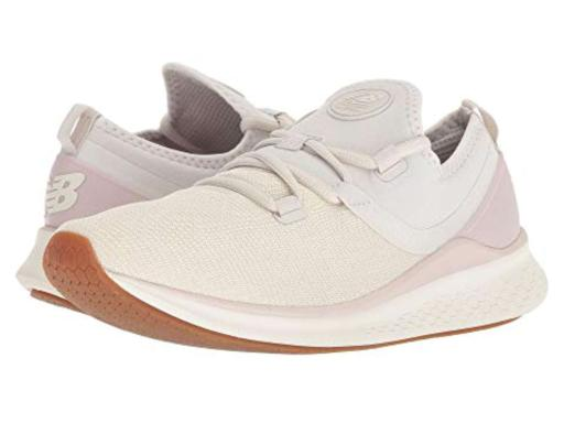 New Balance Womens Fresh Foam Lazr V1 Low Top Lace Up Running Sneaker