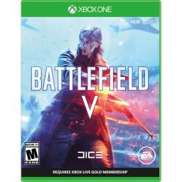 Microsoft Xbox One, Battlefield V - Standard Edition Video Game (Digital Code)