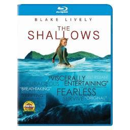 Shallows (blu-ray/ultraviolet/ws 2.40/dol dig 5.1/eng) BR47080