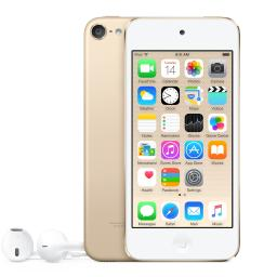 Apple iPod Touch 32GB Gold (6th Generation)