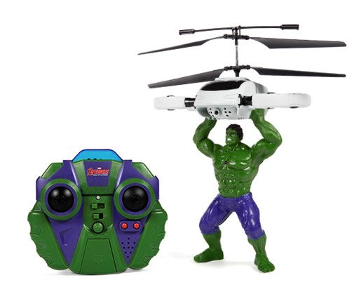 Marvel Comics Licensed Avengers: Age Of Ultron Hulk Helicopter D42EB4D78B319100