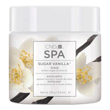 CND SPA Sugar Vanilla Scrub 17.9oz