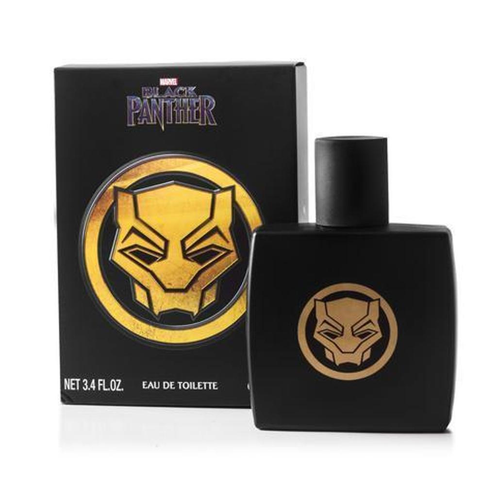 Air-val Marvel Black Panther 3.4 Oz Edt For Kids - BLAP34SK