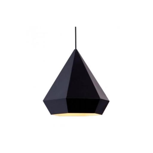 Zuo Modern Contemporary 50168 Forecast Ceiling Lamp - Black