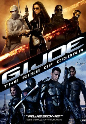 Gi joe-rise of cobra (dvd) SRMNG6IQR5T7HPIC