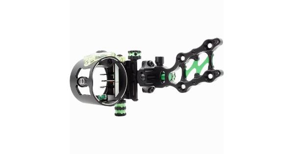 Iq bowsights iq00353 iq pro hunter right hand bow sight
