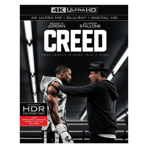 Creed (2015/blu-ray/4k-uhd/2 disc) FBIGMQSD6GK3DD2B