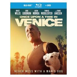 Once upon a time in venice (blu ray/dvd combo) (ws/2.40:1/16x9/2discs) BRVLT10167