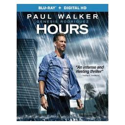 Hours (blu ray w/digital hd/uv) (ws/eng/eng sub/span sub/5.1 dol dig) BR50675