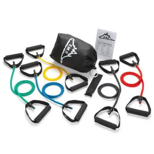 Black Mountain Products BMP 5L 5 Resistance Bands Set