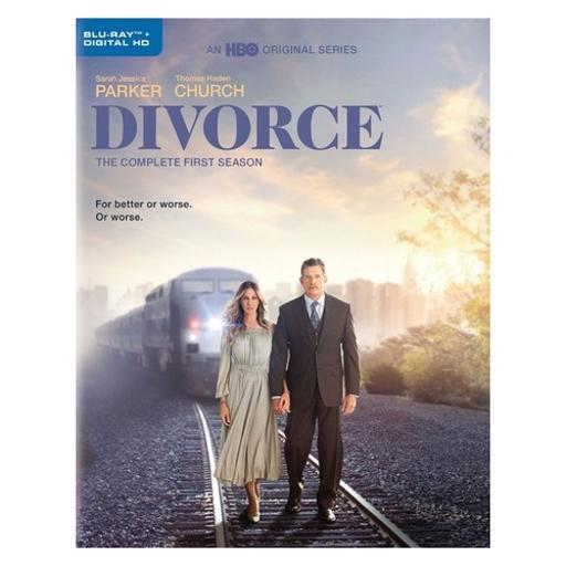 Divorce-complete 1st season (blu-ray/digital copy) 1289072