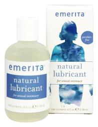 Emerita - Natural Lubricant - 4 fl. oz.