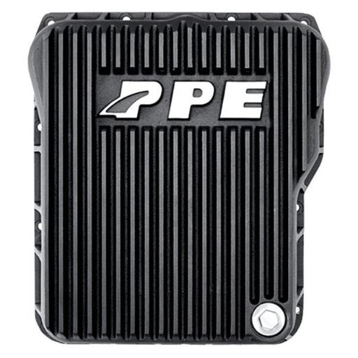 Pacific Performance Engineering PPE128051020 Heavy Duty Deep Transmission Pan, Black for GM Allison 1000 & 2000 Series
