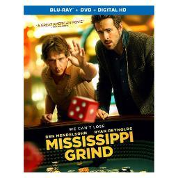 Mississippi grind (blu ray w/dig hd)(ws/eng/eng sub/span sub/eng sdh/5.1dts BR47835