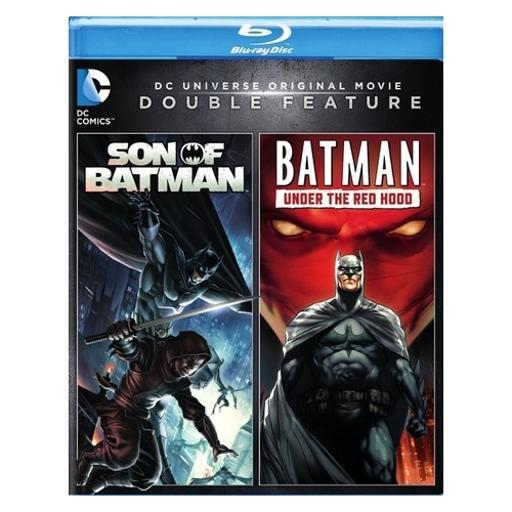 Dcu-son of batman/dcu-under red hood (blu-ray/dbfe) R7DZLNULTQBUWHGR