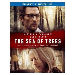 Sea of trees (blu ray w/digital hd) (ws/eng/eng sub/span sub/eng sdh/5.1dts BR50367