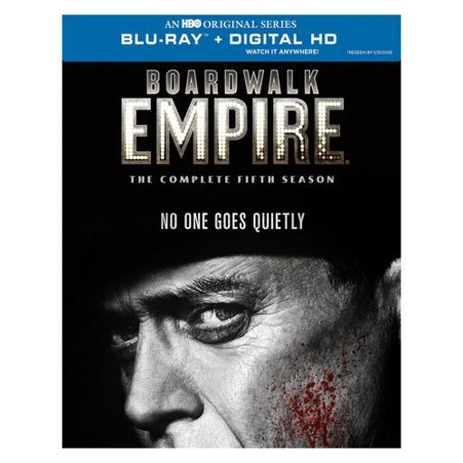 Boardwalk empire-complete 5th season (blu-ray/ultraviolet/4 disc/ff) 1286210
