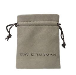 David Yurman Suede Jewelry Pouch, Large