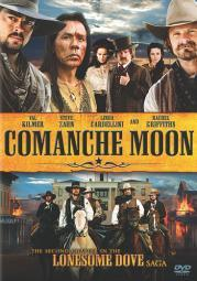 Comanche moon-2nd chapter in the lonesome dove saga (dvd/2 disc/ws 1.78 a/d D22647D