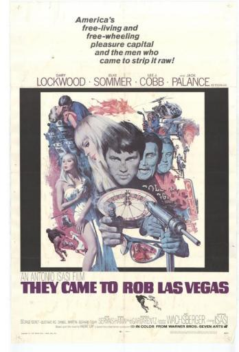 They Came to Rob Las Vegas Movie Poster Print (27 x 40) 3V6P7NLDMPQGHETK
