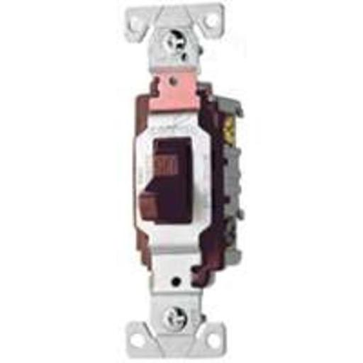 Cooper Wiring Cs320b 3-way Toggle Light Switch 20a