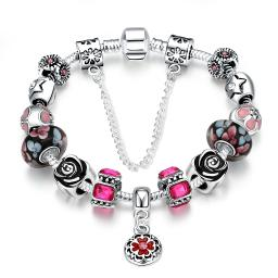 Beautiful Charm Bracelet - Ginger Lyne Collection