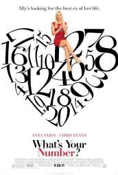 What's Your Number? Movie Poster Print (27 x 40) MOVCB07784