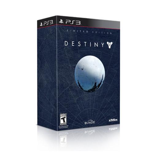 Destiny limited edition nla 1283412