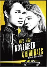 November criminals (dvd) D50319D