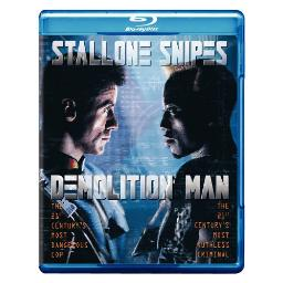 Demolition man (blu-ray) BR195635