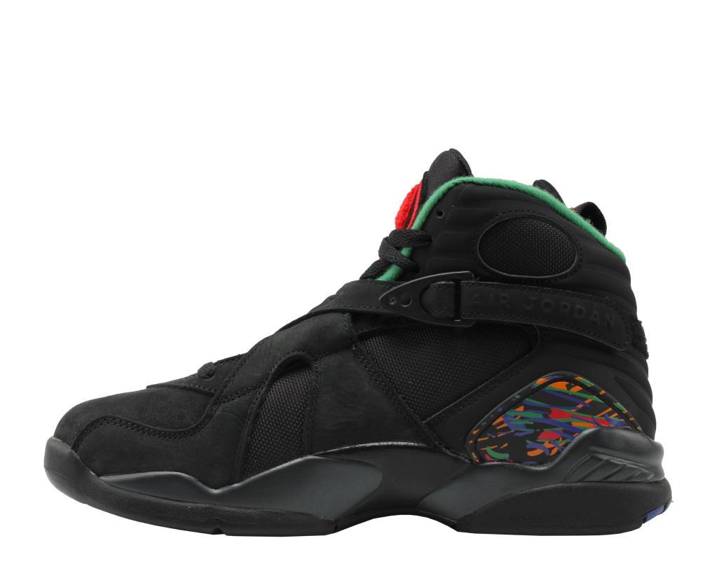 sale retailer 3a382 e8929 Nike Air Jordan 8 Retro Tinker Air Raid Black Men's Basketball Shoes  305381-004