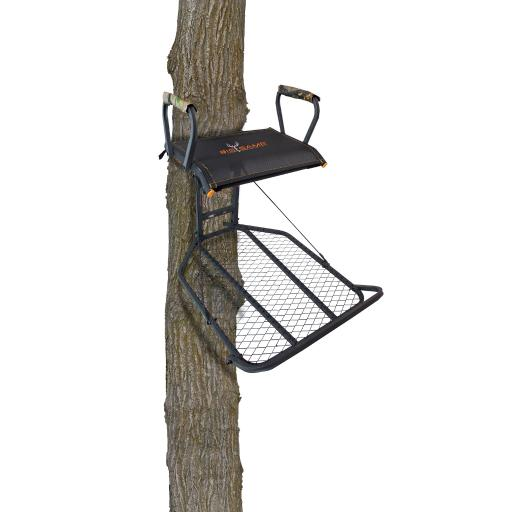 Gsm outdoors fp0150 big game captain xc hang on treestand