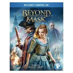 Beyond the mask (blu ray)                                     nla BR04186