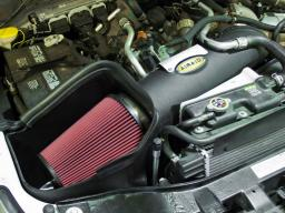 Airaid 11-14 Ford F-250/350/450/550 Super Duty 6.7L MXP Intake System w/ Tube (Dry / Red Media) 401-278