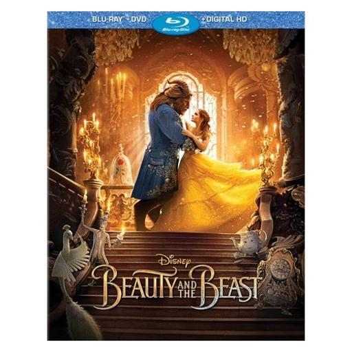 Beauty & the beast-live action (blu-ray/dvd/digital hd) OIX525VCVOWE8JZY