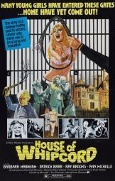 House Of Whipcord Top: Penny Irving Center Left: Shelia Keith Bottom Left: Penny Irving Far Right: Sheila Keith On Poster Art 1974. Movie Poster Masterprint EVCMCDHOOFEC358HLARGE