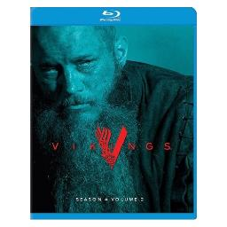 Vikings-season 4 part 2 (blu-ray/3 disc) BRM134770