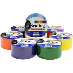 """Bazic 1.88"""" X 54.6 Yd. Color Packing Tape (945)"""