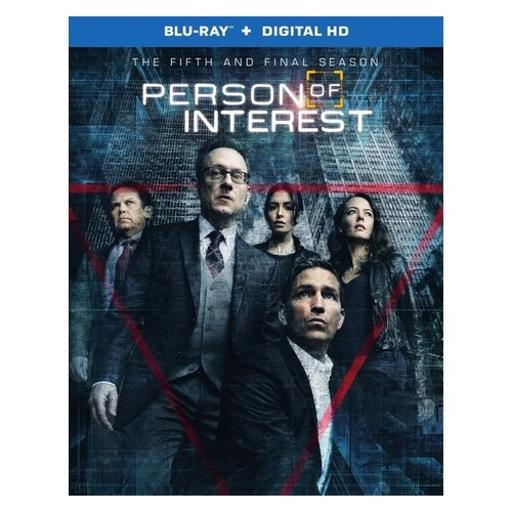 Person of interest-complete 5th/final season (blu-ray/5 disc) GP9TFZRWCPRMSDJG