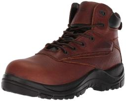 Adtec Mens CI-9006 Leather Soft toe Lace Up Safety Shoes