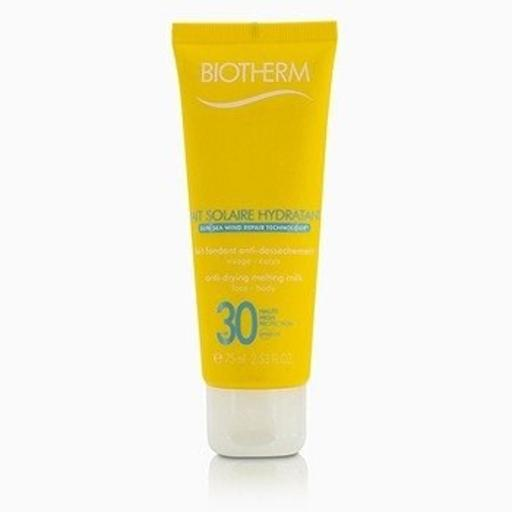 Biotherm Lait Solaire Hydratant Anti-Drying Melting Milk Spf 30