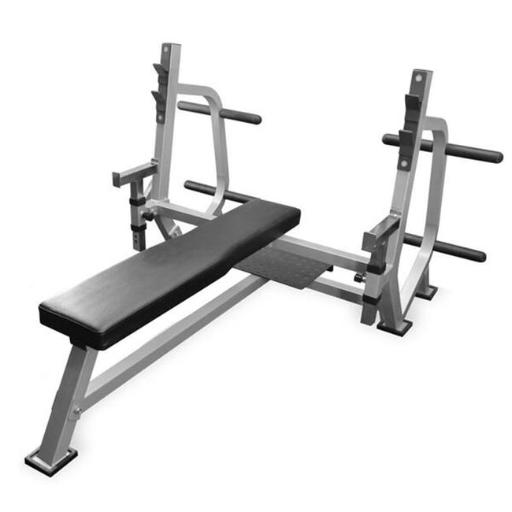 Valor Fitness BF-49 Olympic Weight Bench with Spotter Stand