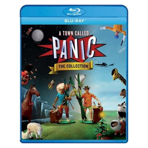 Town called panic-double fun (blu ray) (ws/1.85:1) A6NL5CU09VQWHYP9