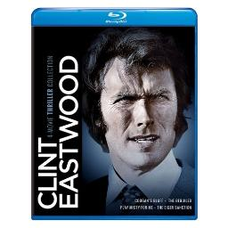 Clint eastwood-4 movie thriller collection (blu ray) (4discs) BR61169354
