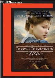 Diary of a chambermaid (2016) (dvd) DCMG8325D